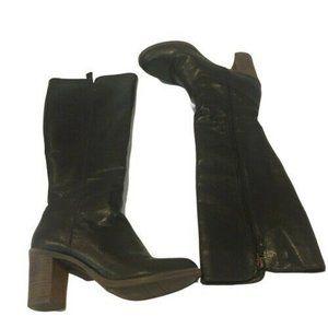 Naturalizer Tall Knee High Women's Black Boots